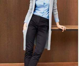 elegante, outfit, and woman image