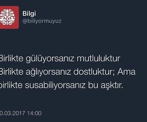 ask, tumblr, and sözler image