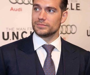 handsome and Henry Cavill image