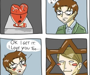 hannibal, otp, and lecter image