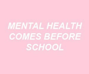 aesthetic, mental health, and pastel image