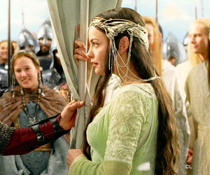 beautiful, liv tyler, and lord of the rings image