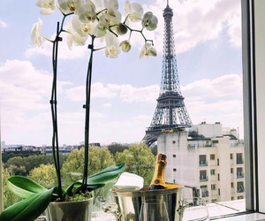france, paris, and holidays image