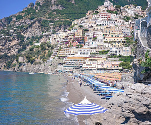 holidays, italy, and summer image
