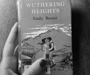 books, emily bronte, and poetry image