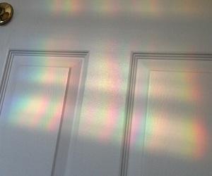 door, grunge, and pale image