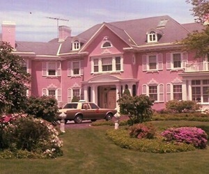 pink, aesthetic, and home image