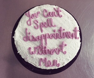 cake, men, and pink image