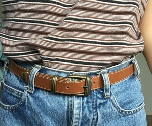 style, jeans, and denim image