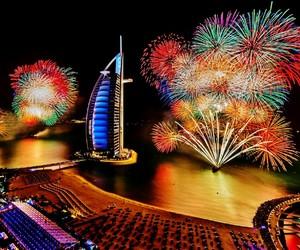 Dubai, viajar, and viagem image