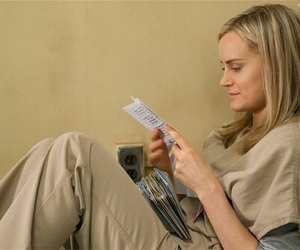 piper, taylor schilling, and orange is the new black image