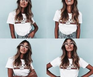 fashion, girl, and brand image