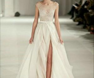 dress, fairy, and white dress image