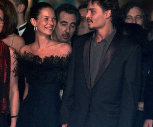 fashion, johnny depp, and kate moss image