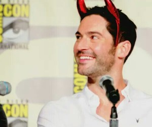 Devil, Hot, and lucifer image