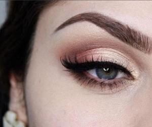 eyes, girl, and luxury image