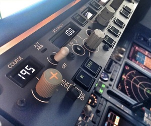 cockpit, flightdeck, and control cabin image