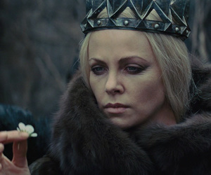 Charlize Theron, Queen, and snow white image