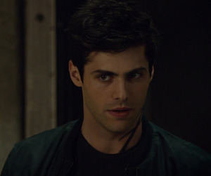 alec lightwood and matthew daddario image