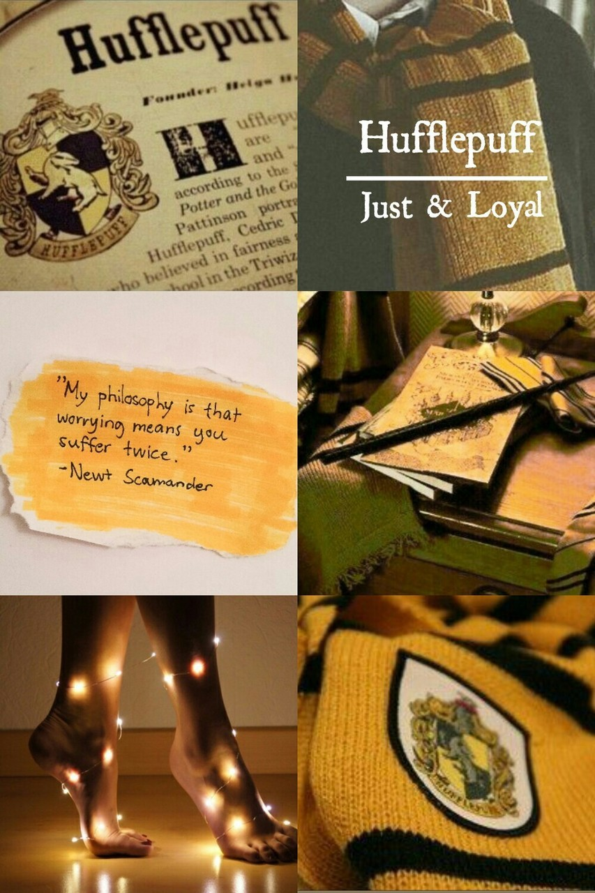 Hufflepuff Harry Potter Wallpaper Aesthetic