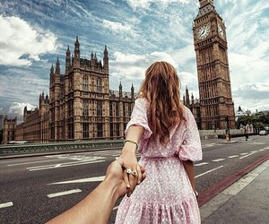 couple and london image