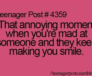 annoying, mad, and quote image