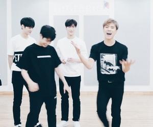baby, dance practice, and cha eunwoo image