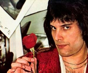 band and Freddie Mercury image