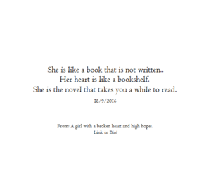 her, quotes, and sad image