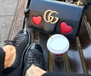 gucci, bag, and chanel image