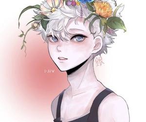 aesthetic, boy, and anime image