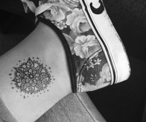 mandala and tattoo image