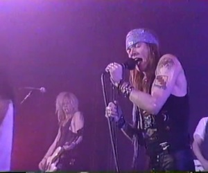 80, 80's, and axl rose image