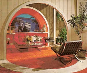70s, architecture, and modern image