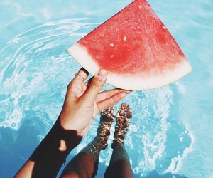 chill, fruit, and healthy image