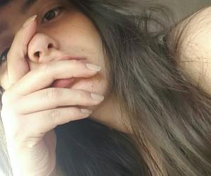bored, girl, and meninas image