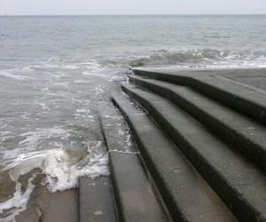 sea, grunge, and ocean image