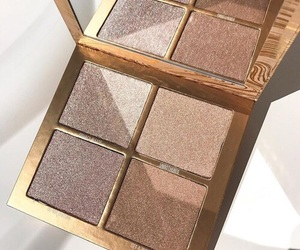 aesthetic, palette, and makeup image