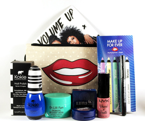 beauty, ipsy, and glam bag image