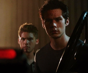 teo, teen wolf, and stiles stilinski image