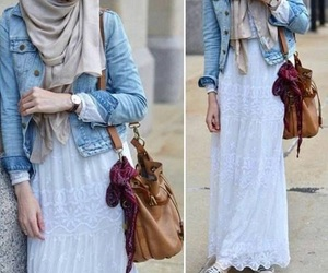 muslim, outfit, and winter image