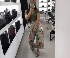 bag, Zara, and cap image
