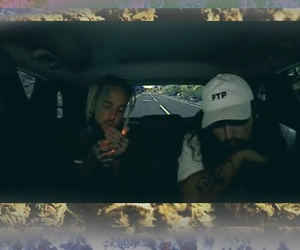 $uicideboy$, myhusbands, and druggies image