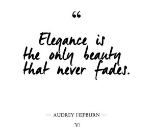 elegance, quotes, and love image
