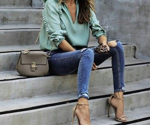 fashion, outfit, and outlook image