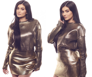 girl, kylie jenner, and model image