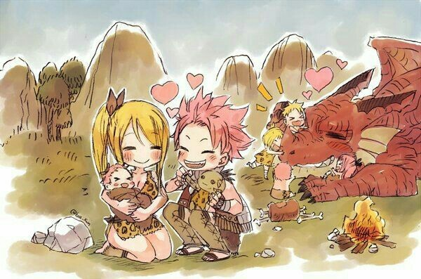 anime, fan art, and natsu image