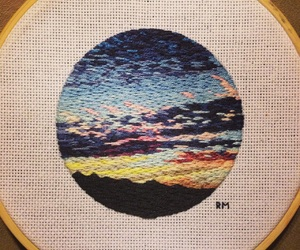 creation, embroidery, and needlework image