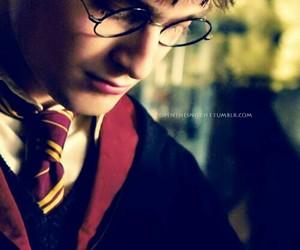 harry potter, hogwarts, and daniel radcliffe image