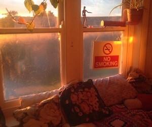 aesthetic, orange, and room image